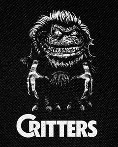 "Critters 4x4.5"" Printed Patch"