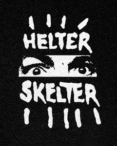 "Helter Skelter 4x4"" Printed Patch"