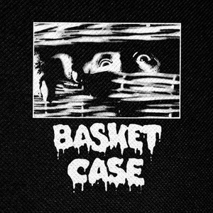 "Basket Case 4x4"" Printed Patch"