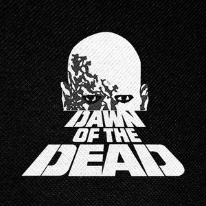 "Dawn of the Dead 4x4"" Printed Patch"