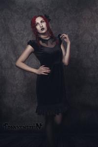 Dr. Frankenstein - Vampire Doll Dress