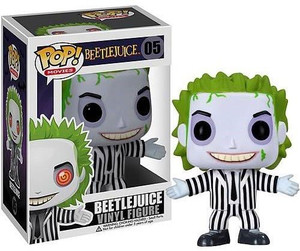 Beetlejuice Funko Pop