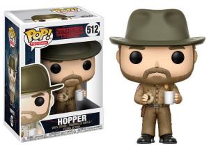 Stranger Things Season 2 - Hopper Funko Pop