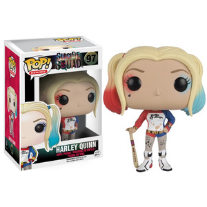 Suicide Squad - Harley Quinn #97 Funko Pop