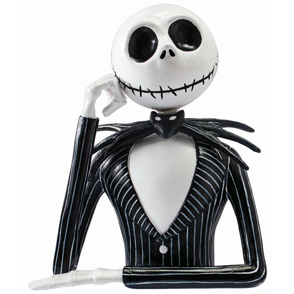 The Nightmare Before Christmas - Jack Skellington Coin Bank