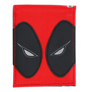 Deadpool Canvas Bi-Fold Wallet