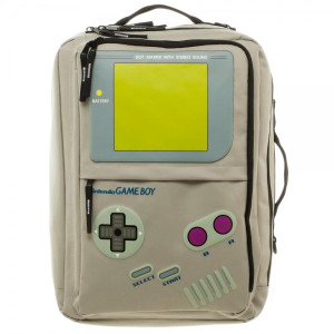 Nintendo Convertible Backpack Messenger Bag