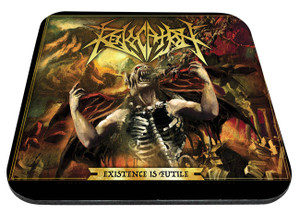 "Revocation - Existence Is Futile 9x7"" Mousepad"