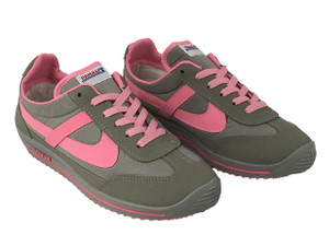 Panam - Grey and Pink Unisex Sneaker
