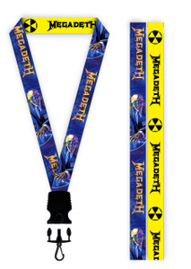 Megadeth - Rust in Peace Lanyard