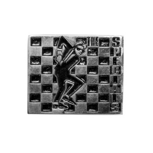 "The Specials Dancing Man Logo 1.5"" Enamel Pin"