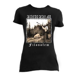 Burzum - Filosofem Blouse T-Shirt