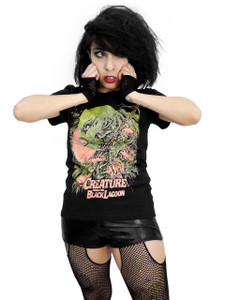 Creature from the Black Lagoon Blouse T-Shirt