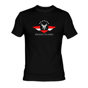 Frozen Plasma Logo T-Shirt