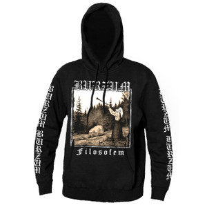 Burzum - Filosofem Hooded Sweatshirt