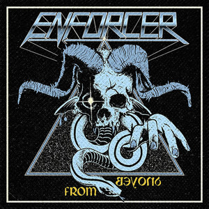 "Enforcer - From Beyond 4x4"" Color Patch"