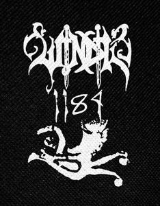 """Windir - 1184 4x5"""" Printed Patch"""
