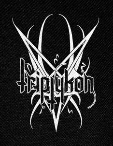 "Triptykon Logo 4x5"" Printed Patch"