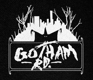 """Gotham RD. - Season of the Witch 4x4"""" Printed Patch"""