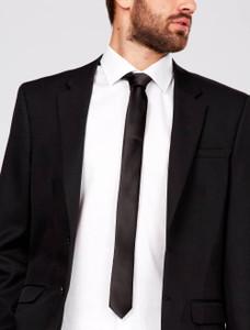 Skinny Slim Polyester Neck Ties