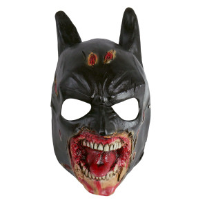 Zombie Batman Mask