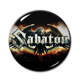 "Sabaton  - The Last Stand 1"" Pin"