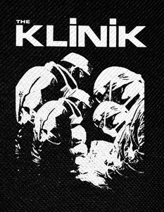 "The Klinik 4x5"" Printed Patch"