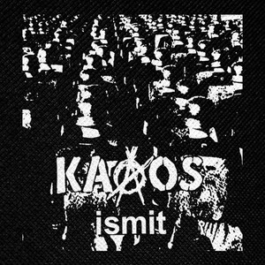 "Kaaos - Ismit 4x4"" Printed Patch"