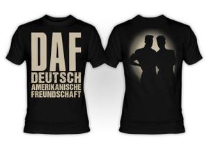 Deutsch Amerikanische Freundschaft Silhouettes T-Shirt