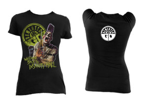 Demented Are Go - Insanity Hall Blouse T-Shirt