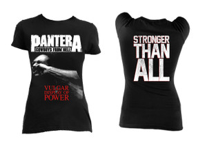Pantera - Vulgar Display of Power Blouse T-Shirt