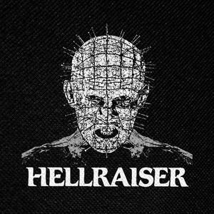 "Hellraiser - Pinhead 4x4"" Printed Patch"
