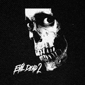 "Evil Dead 2 4x4"" Printed Patch"