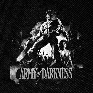 "Army of Darkness 4x4"" Printed Patch"