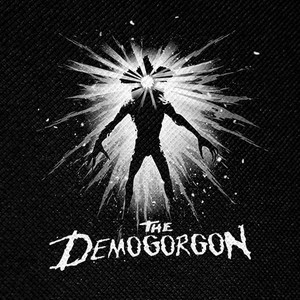 "Stranger Things - The Demogorgon 4x4"" Printed Patch"