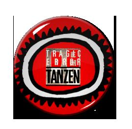 """Tragic Error - Tanzen 1"""" Pin"""