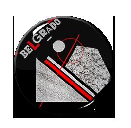 "Belgrado - ObraZ 1"" Pin"