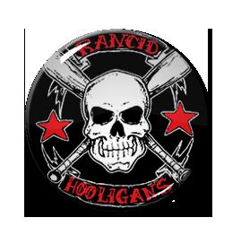 """Rancid - Hooligans 1"""" Pin"""