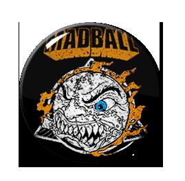 "Mad Ball Ball Logo 1"" Pin"