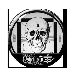 "Psychic TV - Sugarmorphosis 1.5"" Pin"