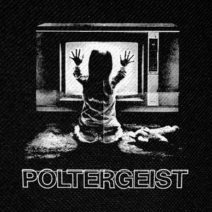 "Poltergeist 4x4"" Printed Patch"