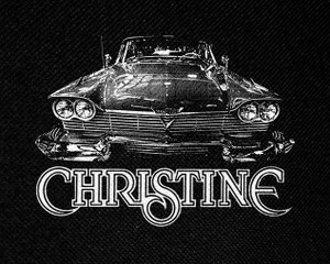 "Christine 5x4"" Printed Patch"