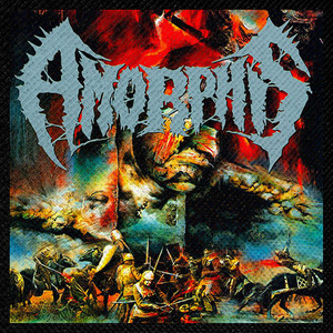 "Amorphis - The Karelian Isthmus 4x4"" Color Patch"