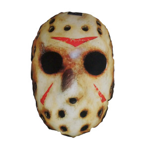 Go Rocker - Jason Voorhees Throw Pillow