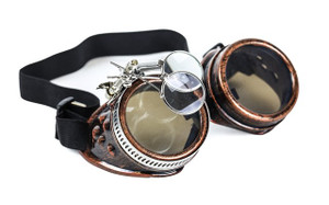 Copper Lens Goggles
