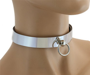 Kitty Collar with Small O-Ring