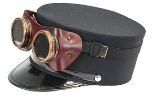 WWII Military Style Korps Brown Goggles