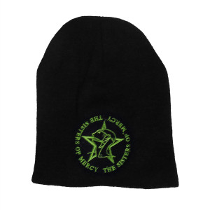 The Sisters of Mercy - Logo Embroidered Knit Beanie