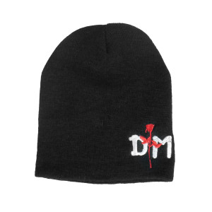 Depeche Mode Violator Logo Embroidered Knit Beanie