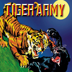 "Tiger Army - Self Titled 4x4"" Color Patch"